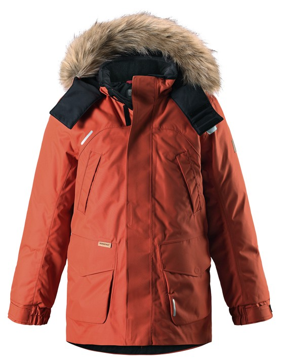 Куртка SERKKU 2850 пух