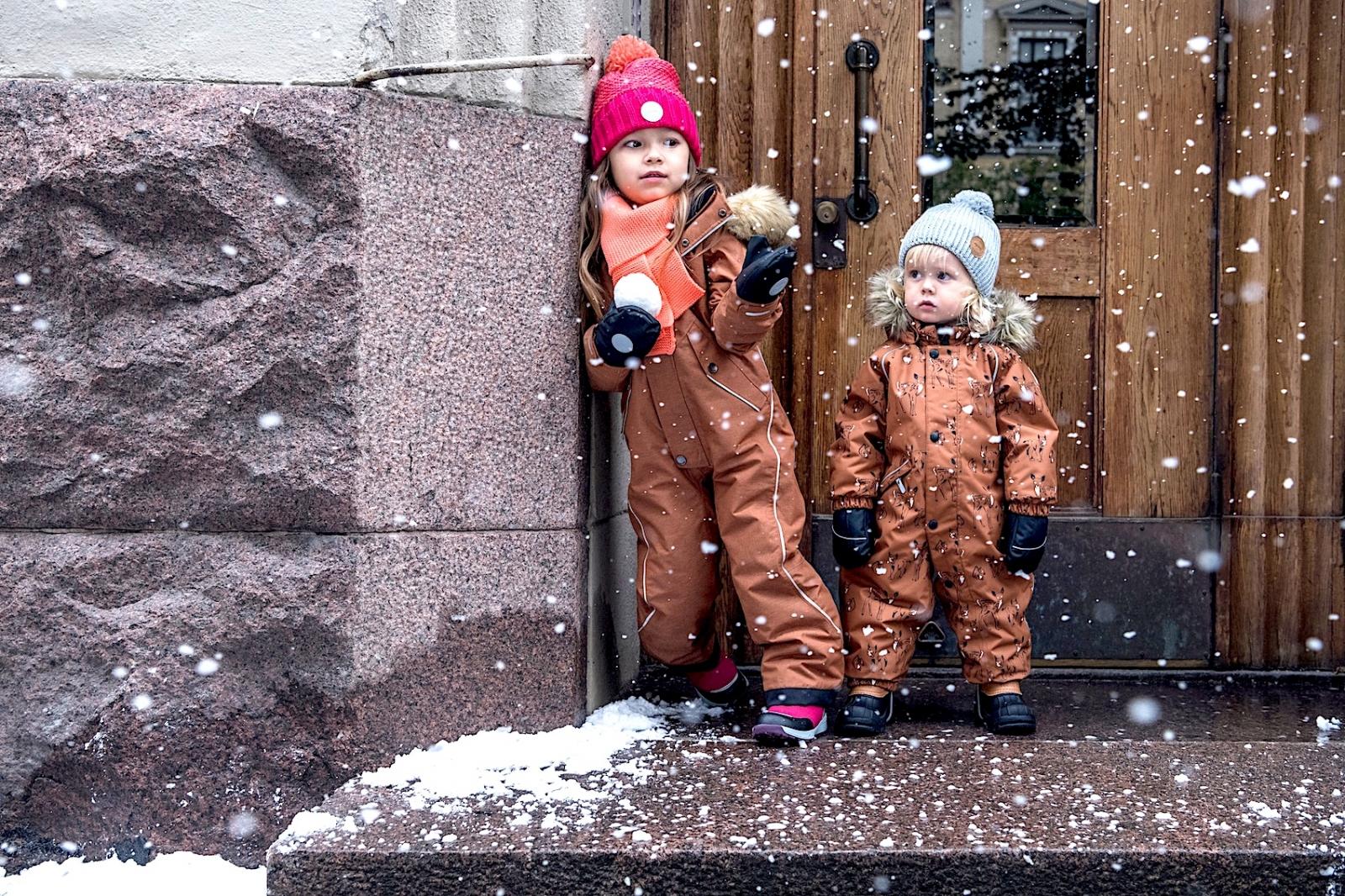 Снег есть только у нас